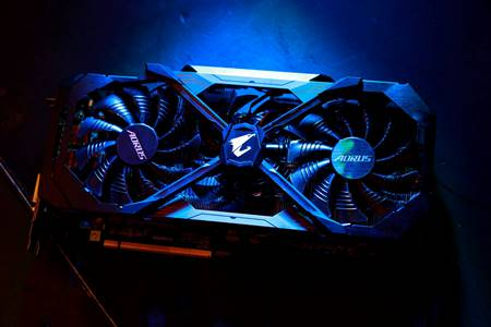 First AORUS graphics card launched